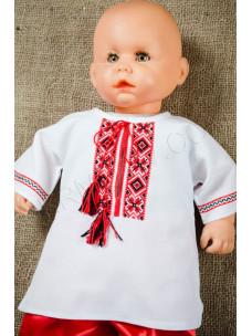 """Вишиванка для хлопчика """"Справжній українець"""""""