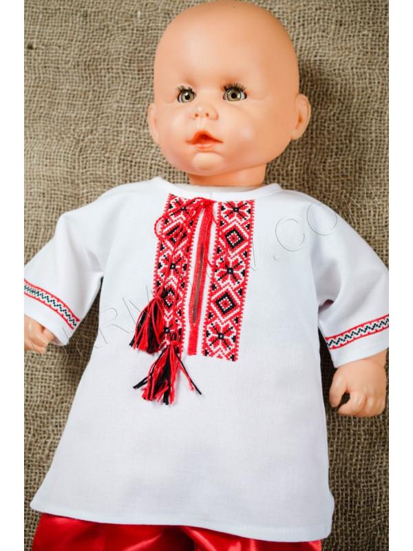 """Вышиванка для мальчика """"Настоящий украинец"""""""