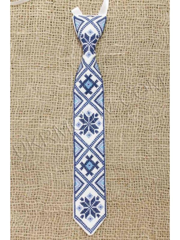 """Краватка """"Снігопад"""""""