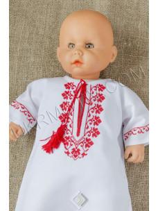 """Сукня вишиванка """"Червона орхідея"""""""