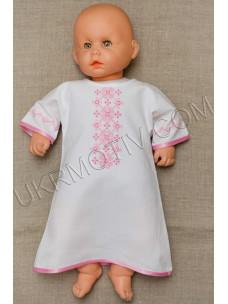 """Сукня - вишиванка для немовля """"Міла"""""""