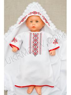 """Хрестильний набір """"Українська традиція"""""""