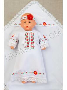 """Комплект для хрещення """"Ольга"""""""
